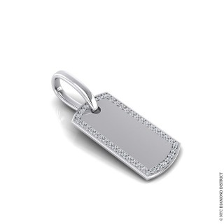 Men Dog Tag