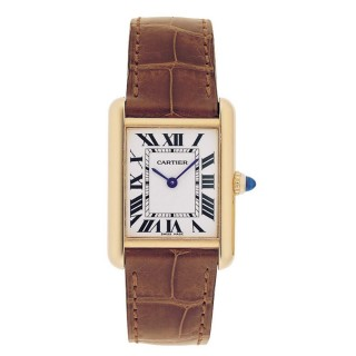 Cartier Watches - Tank Louis Cartier Small