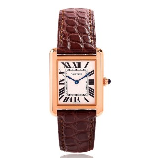 Cartier Watches - Tank Solo Small