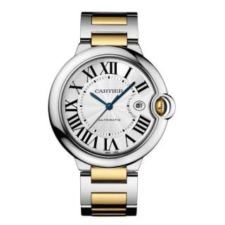 Cartier Watches - Ballon Bleu 42mm - Steel and Yellow Gold