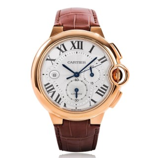 Cartier Watches - Ballon Bleu 46mm - Pink Gold