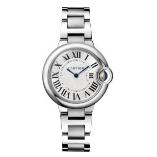 Cartier Watches - Ballon Bleu 33mm - Stainless Steel