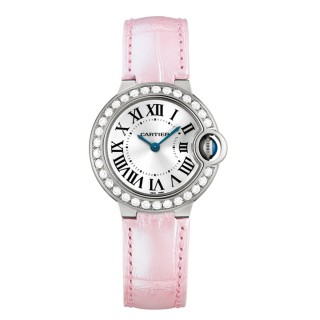Cartier Watches - Ballon Bleu 28mm - White Gold