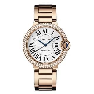 Cartier Watches - Ballon Bleu 36mm - Pink Gold