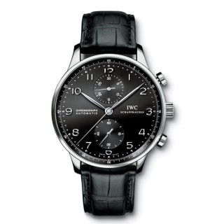 IWC Watches - Portuguese Chronograph - Stainless Steel