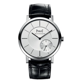 Piaget Watches - Altiplano Ultra-Thin - Automatic - 43 mm - White Gold